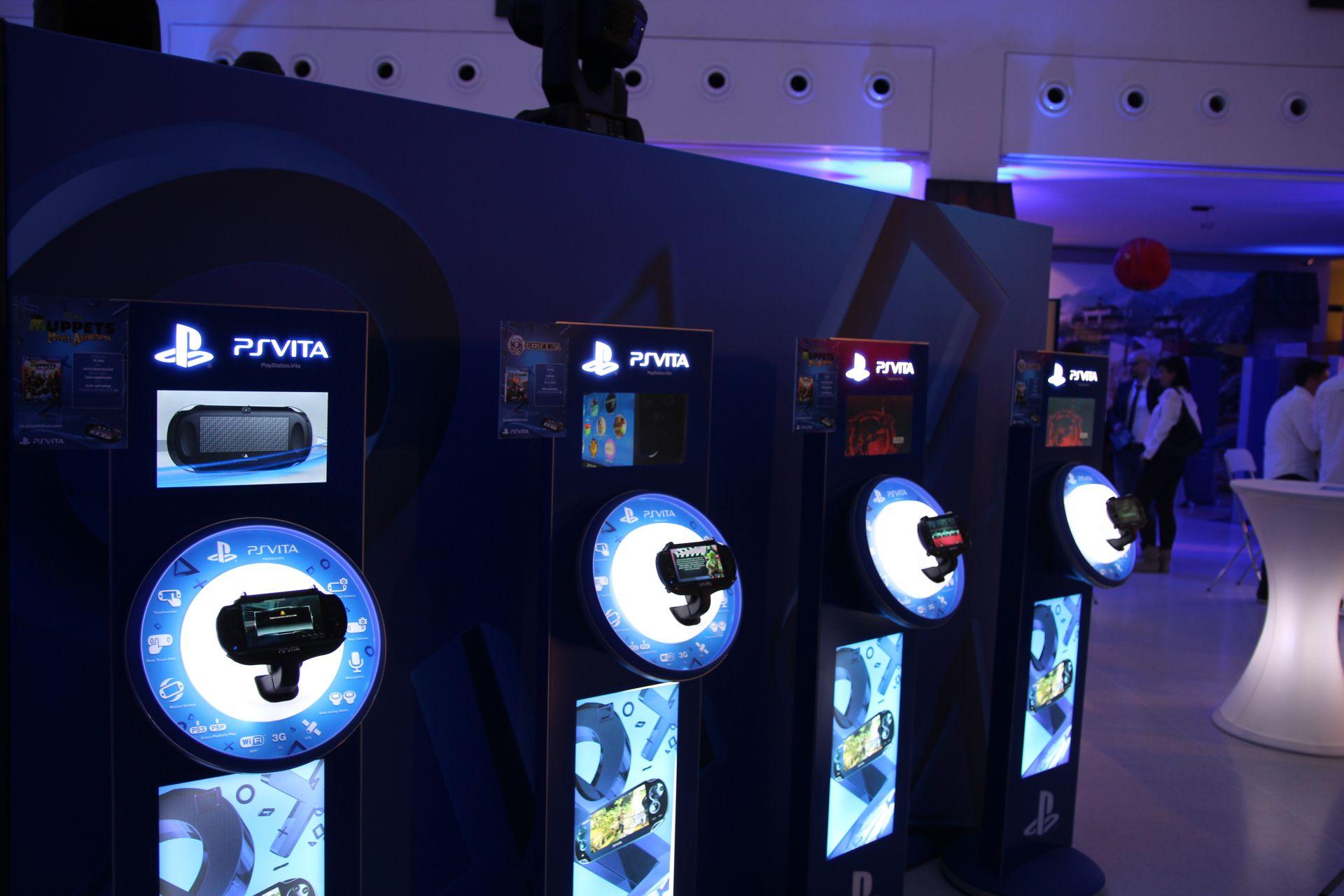 PlayStation Nation – dojmy z prezentovaných her a zahajovacího večírku 100884