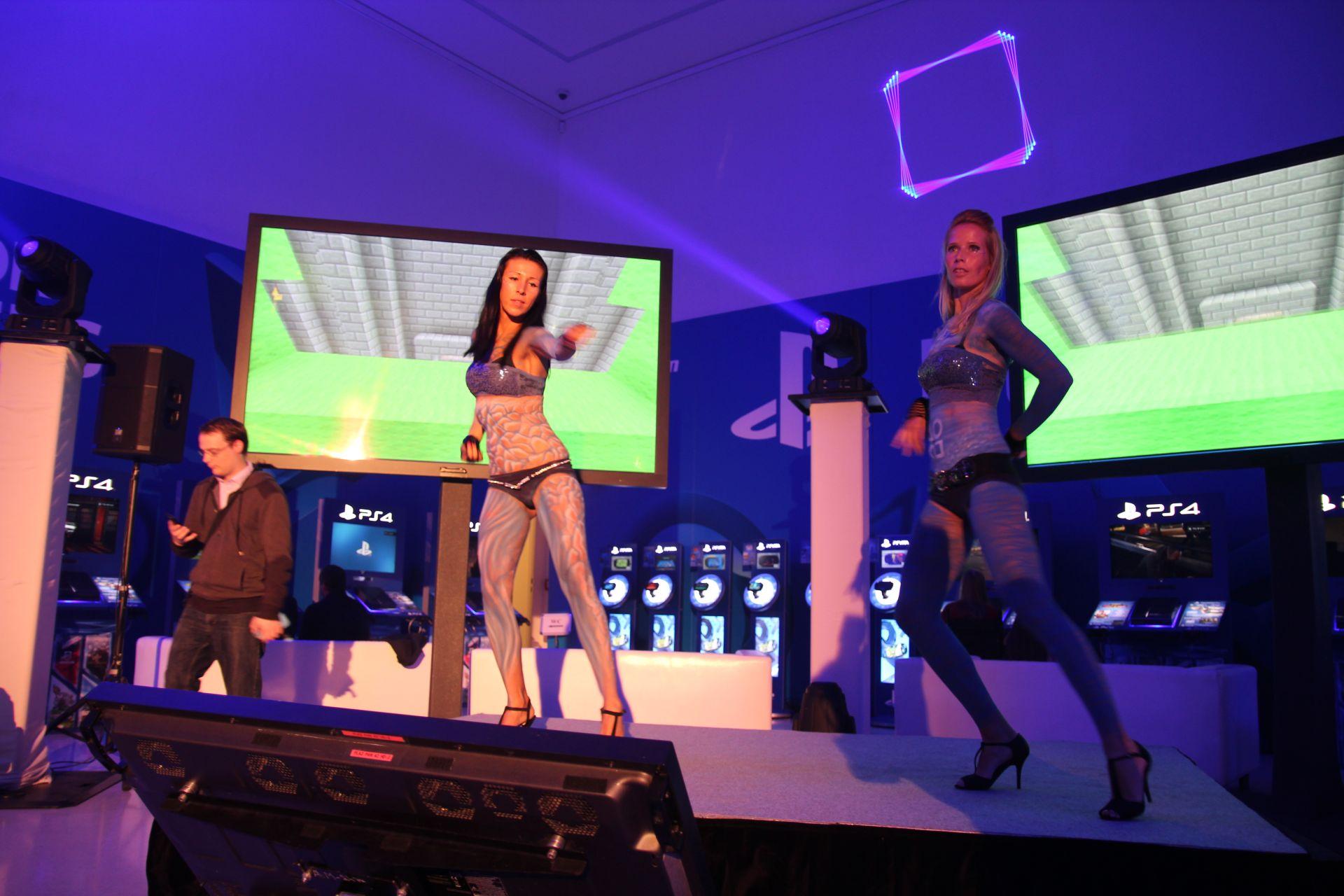 PlayStation Nation – dojmy z prezentovaných her a zahajovacího večírku 100897