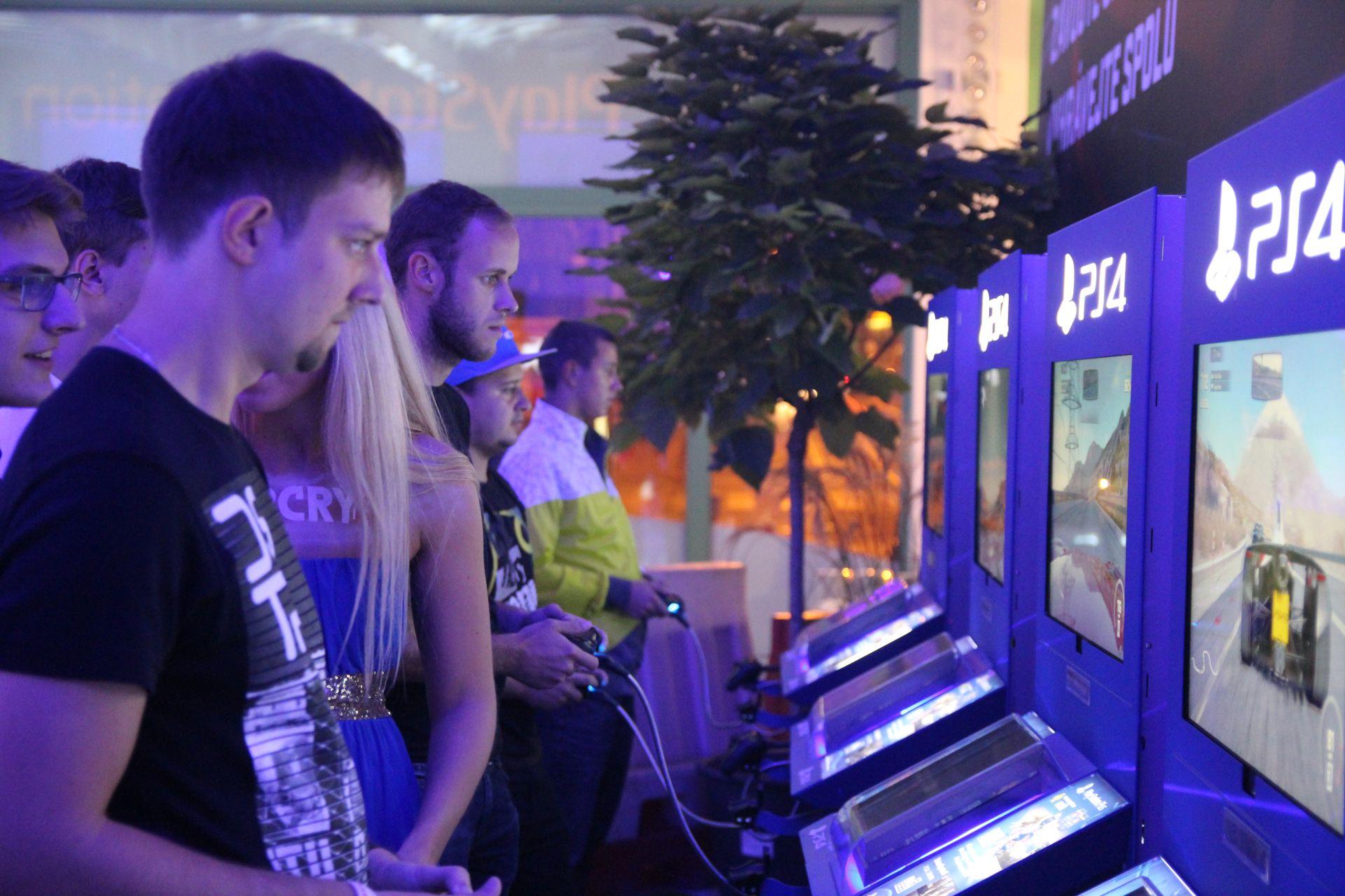 PlayStation Nation – dojmy z prezentovaných her a zahajovacího večírku 100906