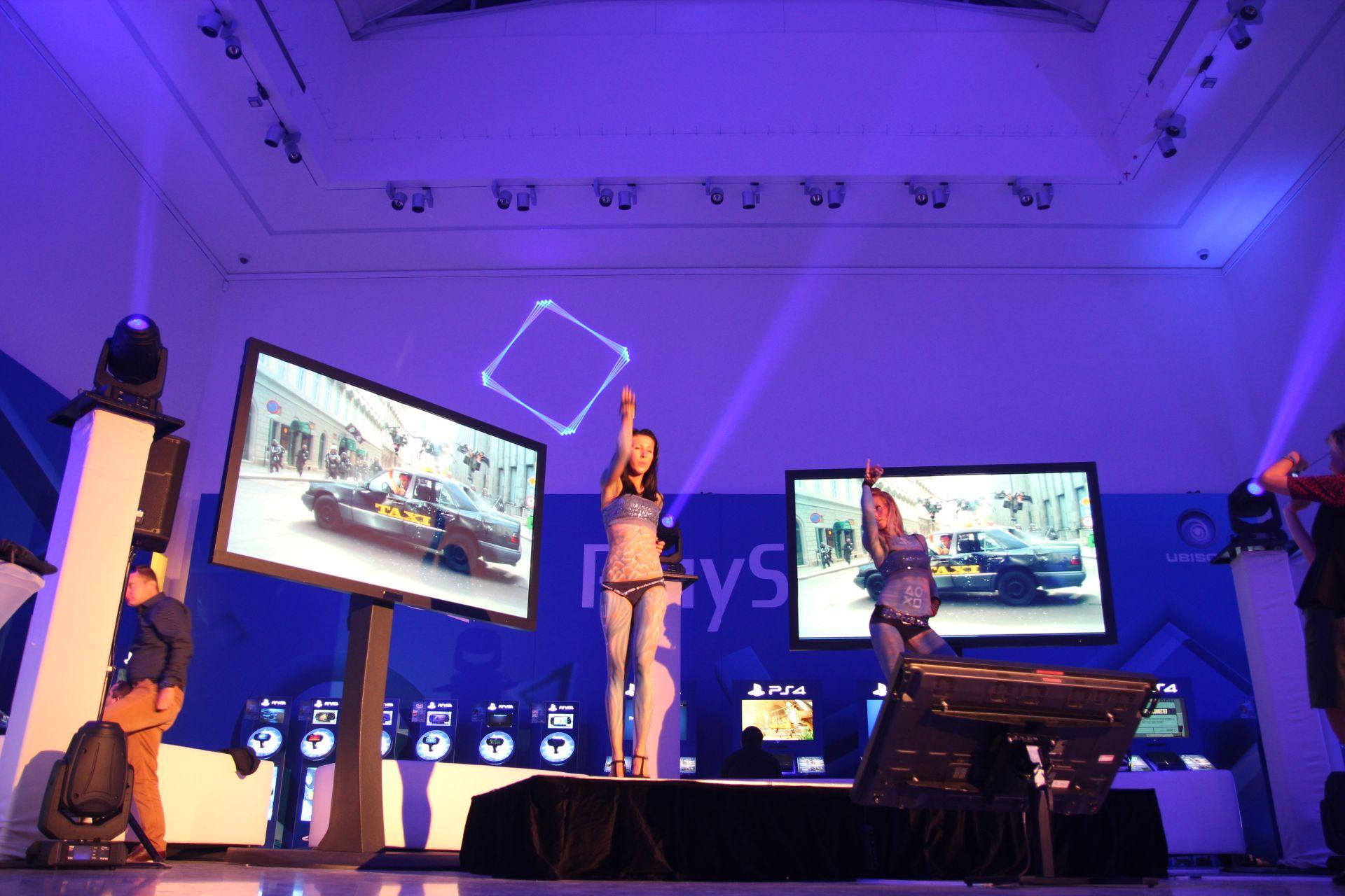 PlayStation Nation – dojmy z prezentovaných her a zahajovacího večírku 100911