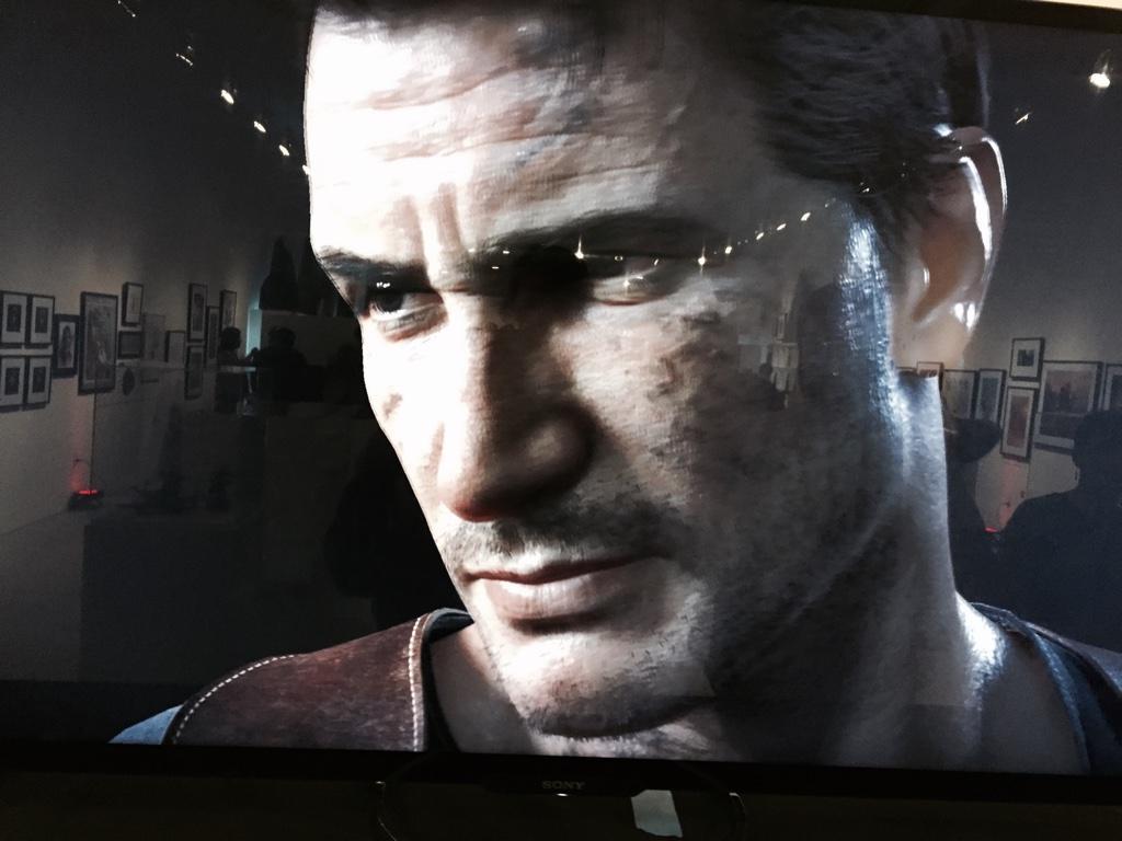 Podívejte se na obrázek Nathana Drakea z Uncharted 4 100938