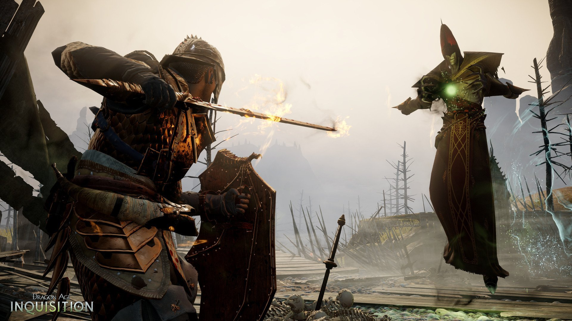 Dragon Age: Inquisition ukázalo gameplay a tvorbu postav 100973