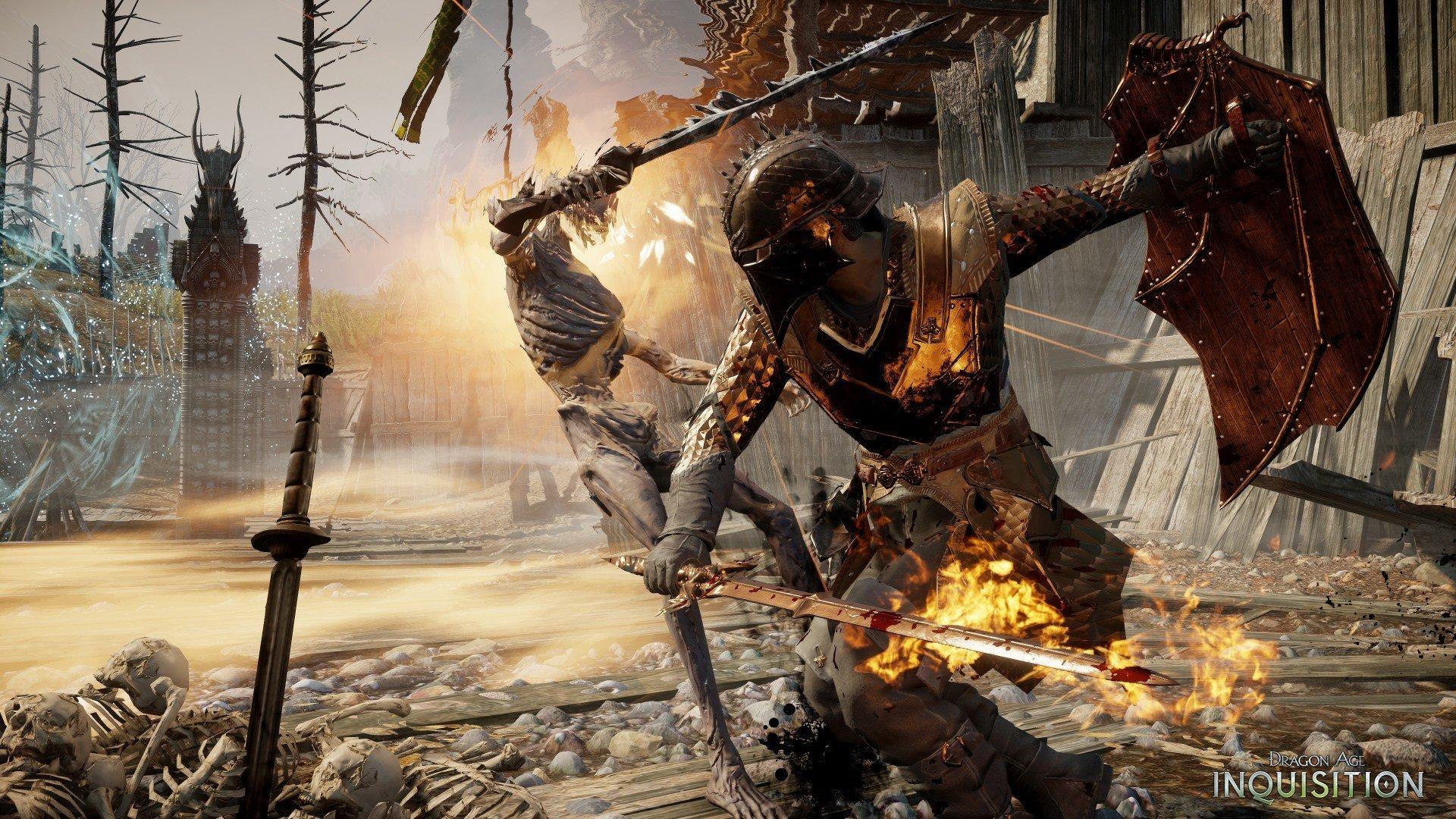Dragon Age: Inquisition ukázalo gameplay a tvorbu postav 100974