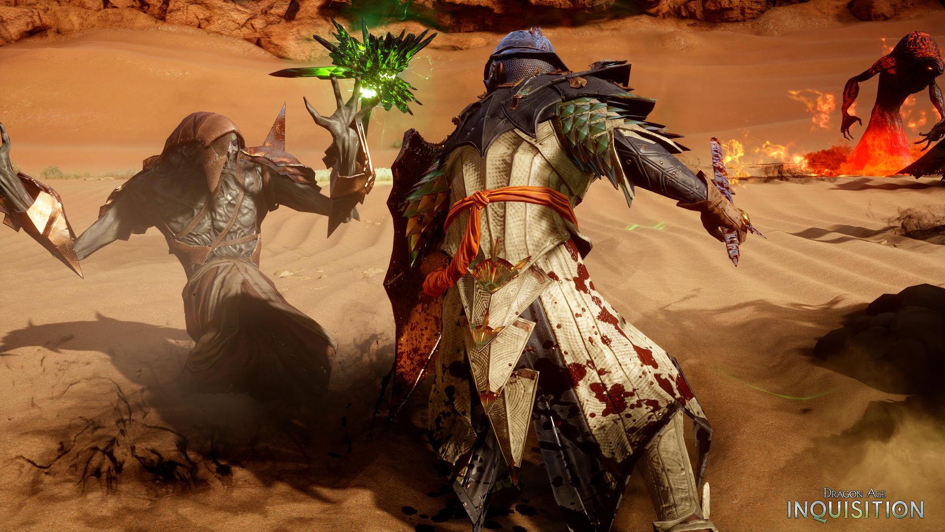 Dragon Age: Inquisition ukázalo gameplay a tvorbu postav 100977
