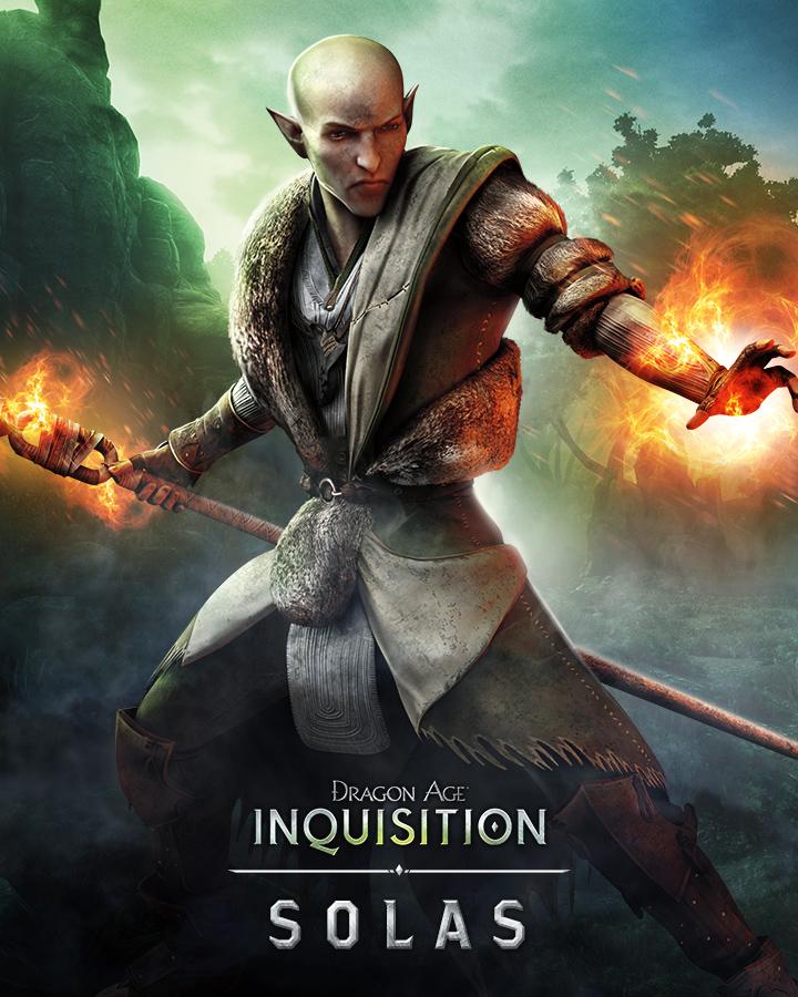 Krásné artworky postav z Dragon Age: Inquisition 101060