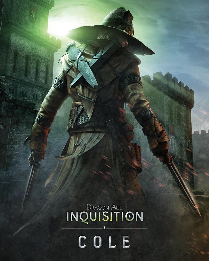 Krásné artworky postav z Dragon Age: Inquisition 101061