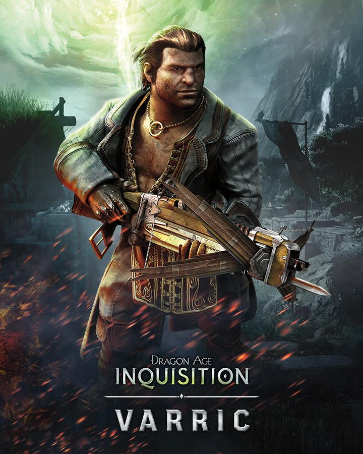 Krásné artworky postav z Dragon Age: Inquisition 101062