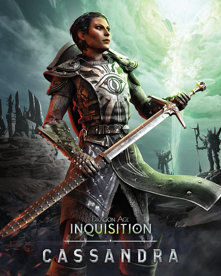 Krásné artworky postav z Dragon Age: Inquisition 101065
