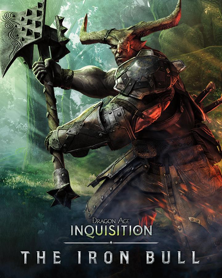 Krásné artworky postav z Dragon Age: Inquisition 101066