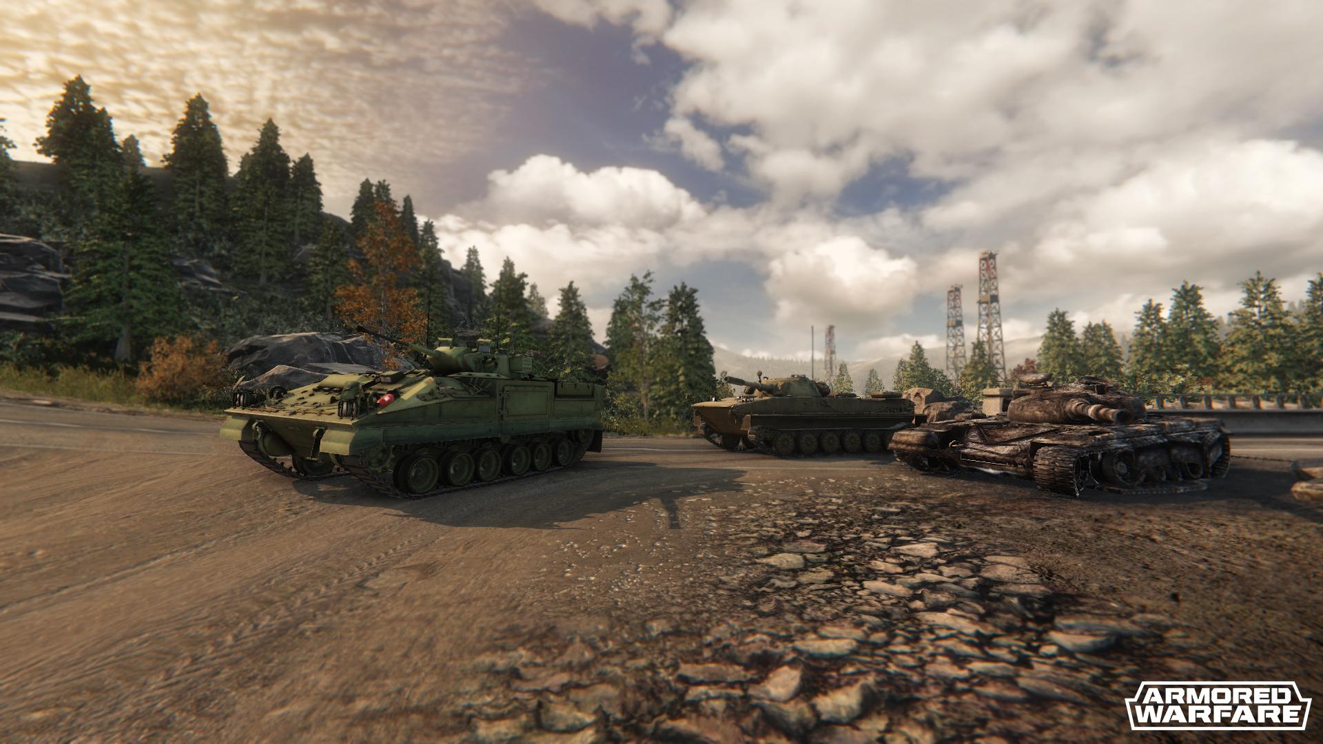 Nové informace o PvE módu v Armored Warfare 101071