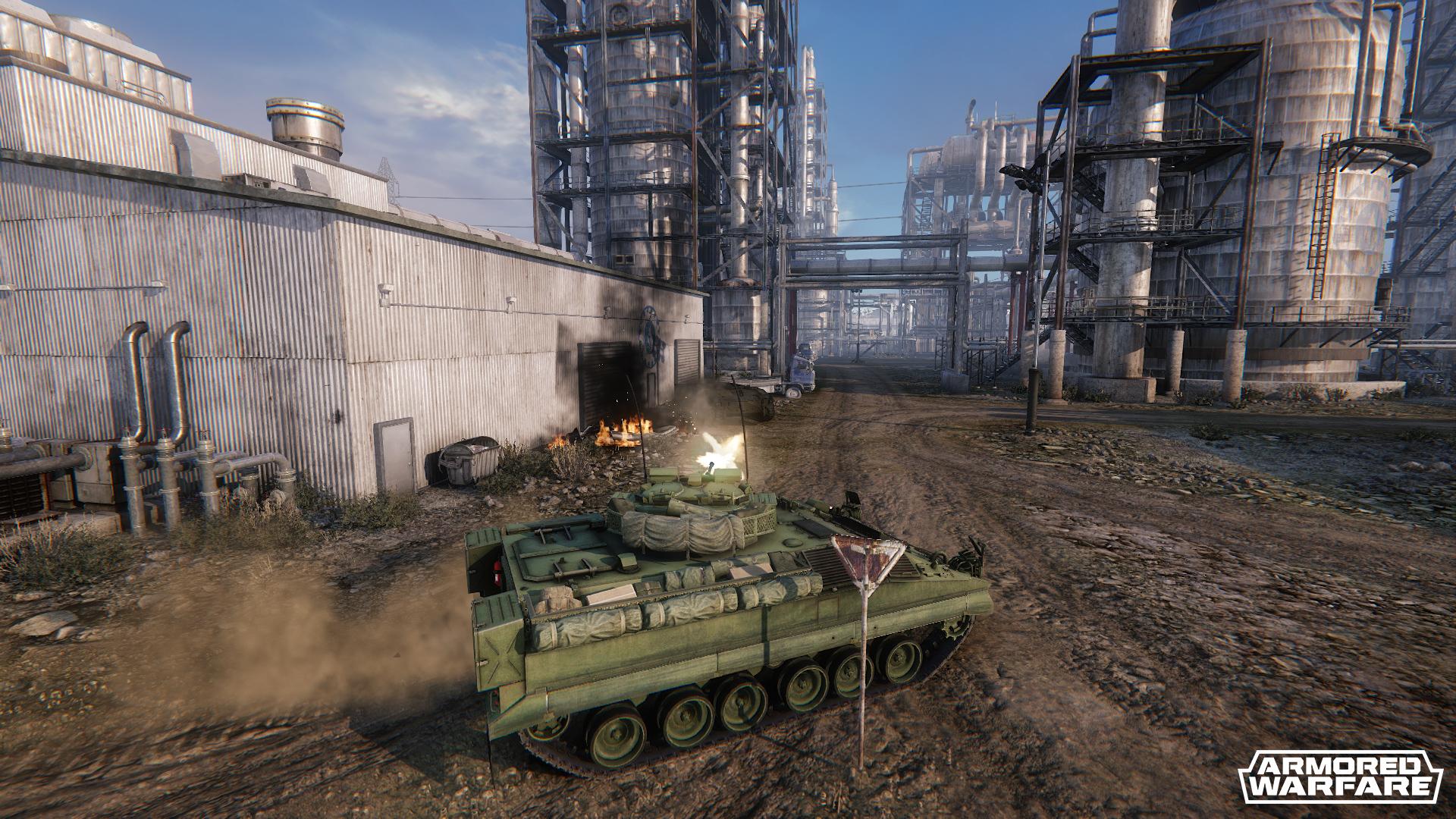 Nové informace o PvE módu v Armored Warfare 101073
