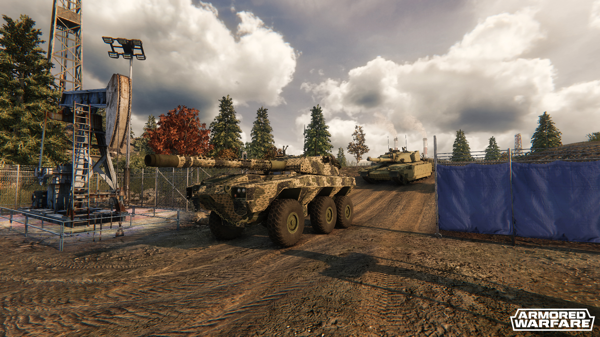 Nové informace o PvE módu v Armored Warfare 101074