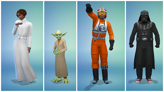 Do The Sims 4 přibudou bezplatně duchové, bazény a nové práce 101075