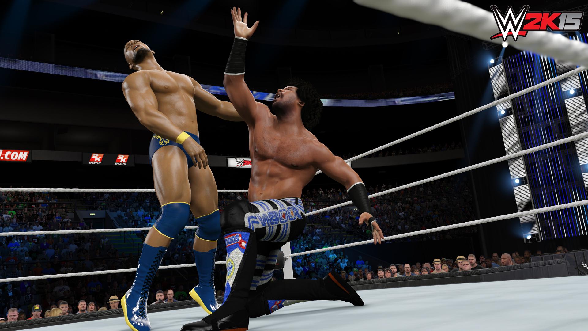 Screenshoty z WWE 2K15 101079