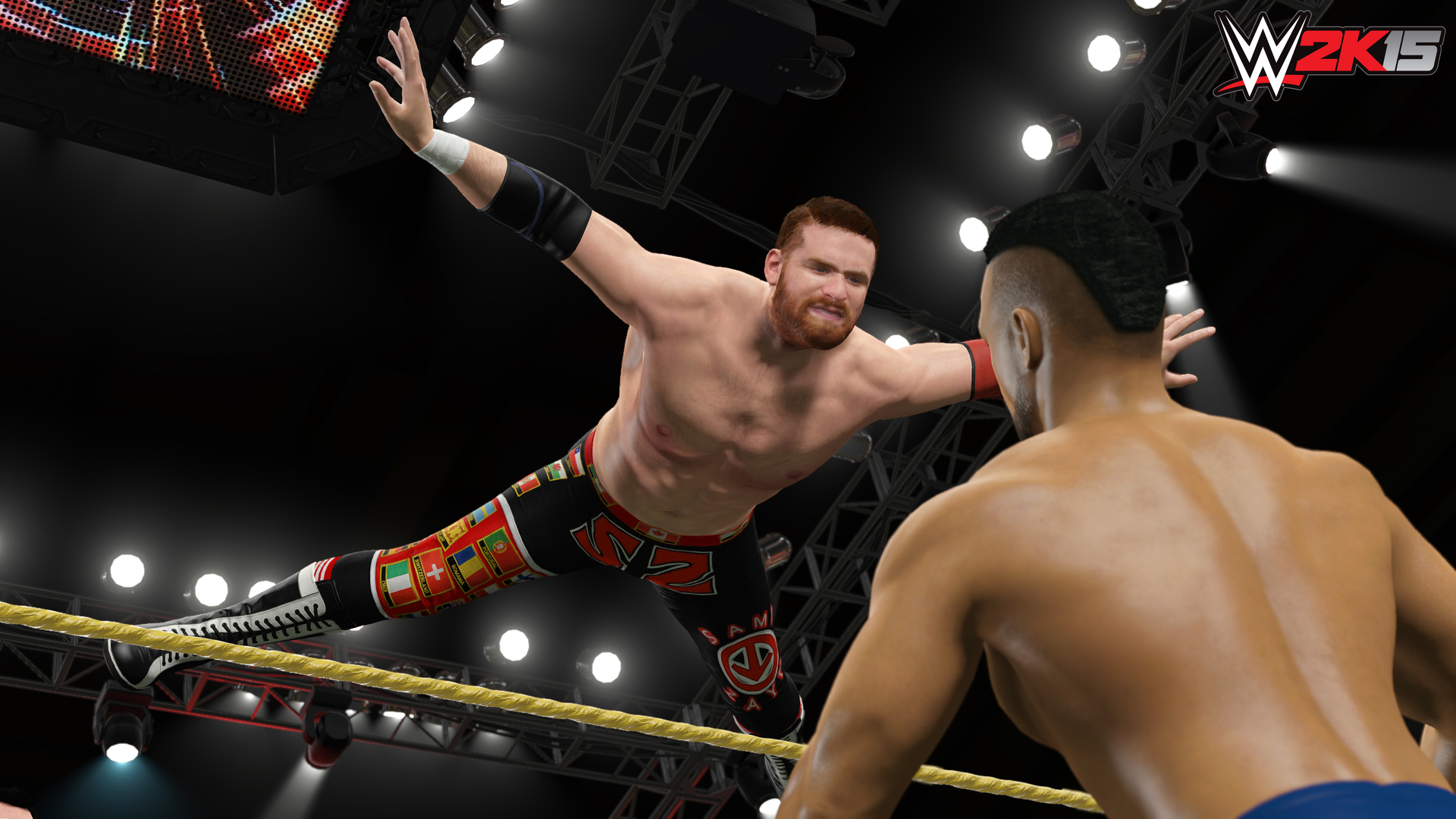 Screenshoty z WWE 2K15 101080