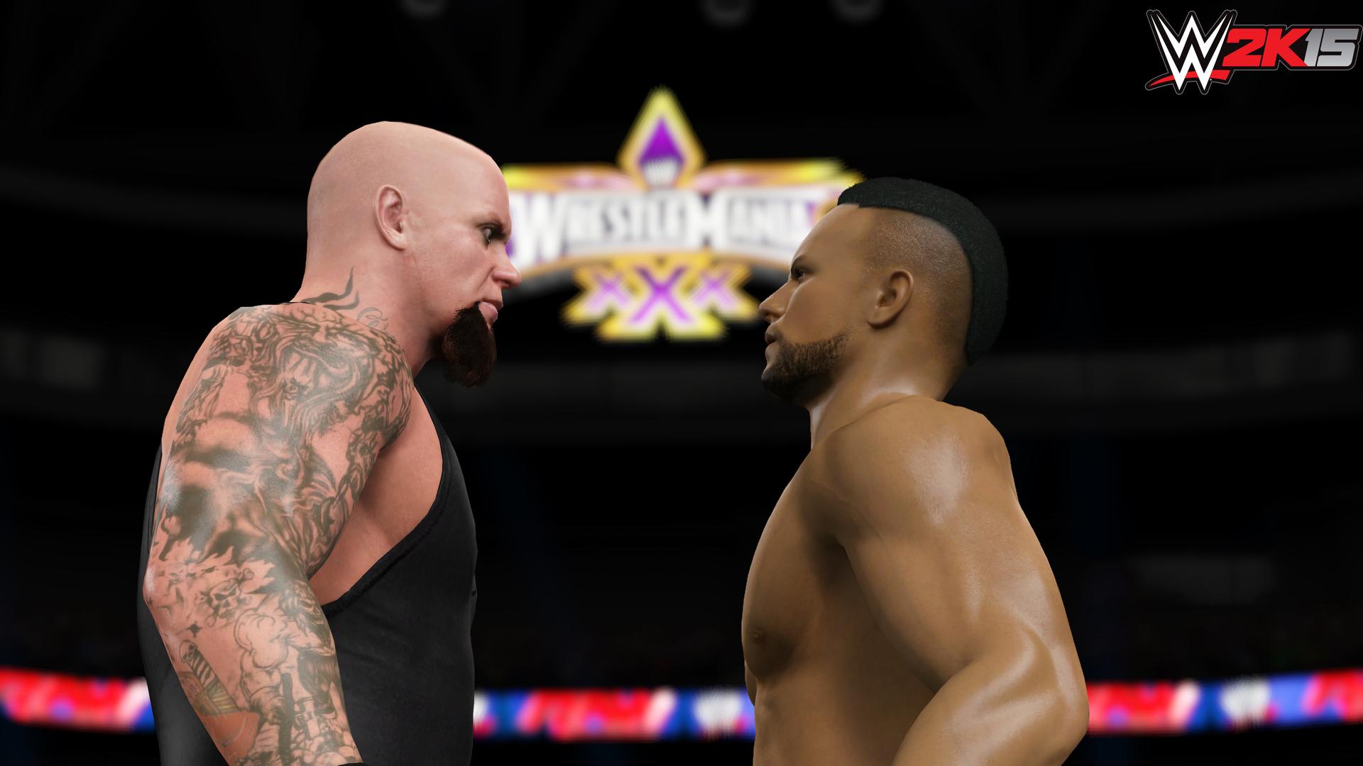 Screenshoty z WWE 2K15 101081