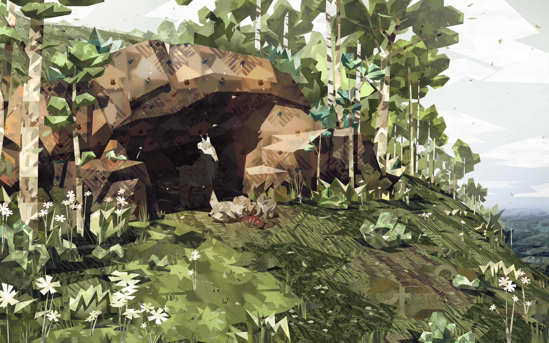 Po jezevci přichází život rysa v Shelter 2 101092