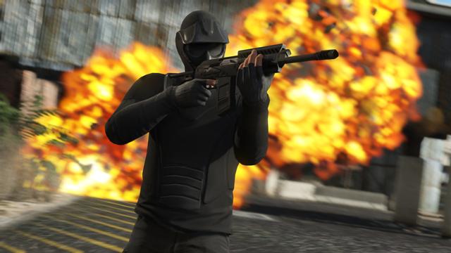 Vyšla Last Team Standing aktualizace pro GTA Online 101101