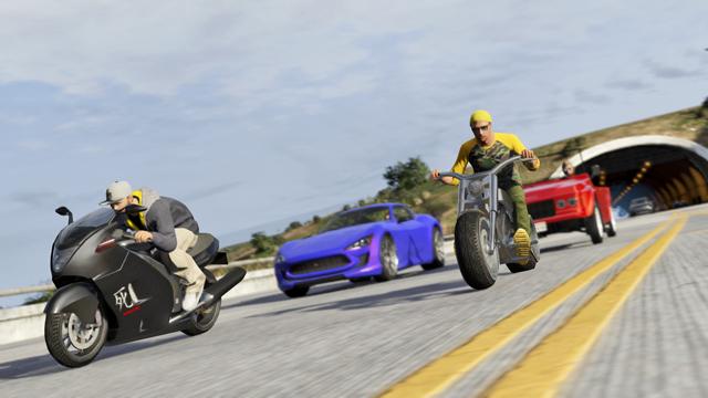 Vyšla Last Team Standing aktualizace pro GTA Online 101102