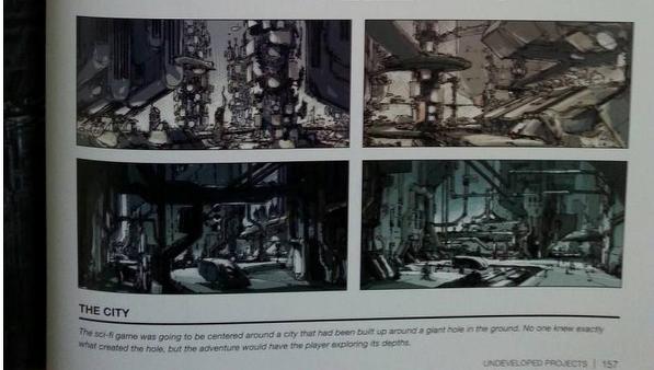 Naughty Dog pracovalo na sci-fi projektu 101115