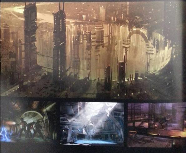 Naughty Dog pracovalo na sci-fi projektu 101117