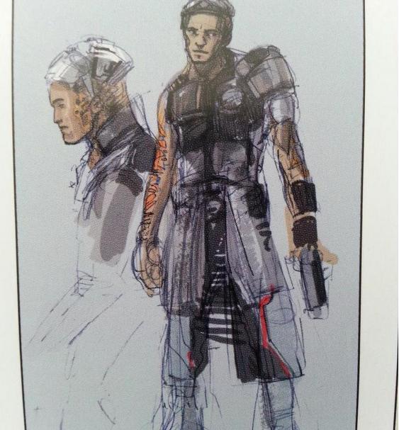 Naughty Dog pracovalo na sci-fi projektu 101119