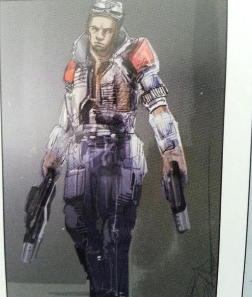 Naughty Dog pracovalo na sci-fi projektu 101120