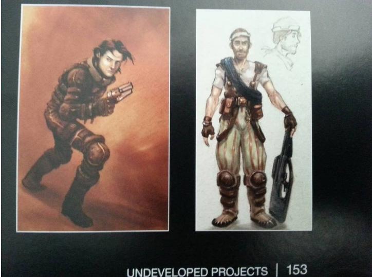 Naughty Dog pracovalo na sci-fi projektu 101121