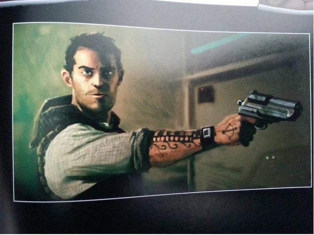 Naughty Dog pracovalo na sci-fi projektu 101122