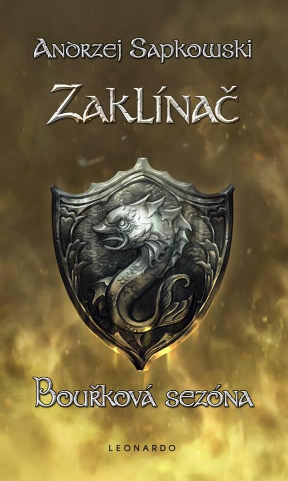 Osmá kniha Zaklínače od Andrzeje Sapkowského u nás vyjde 14. listopadu 101130