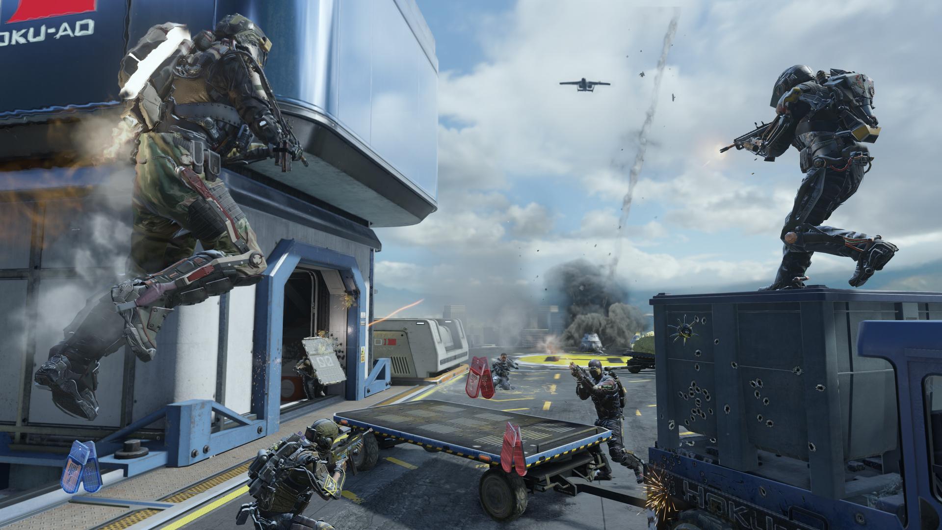 Battlefield: Hardline bude mít méně map než Call of Duty: Advanced Warfare 101133