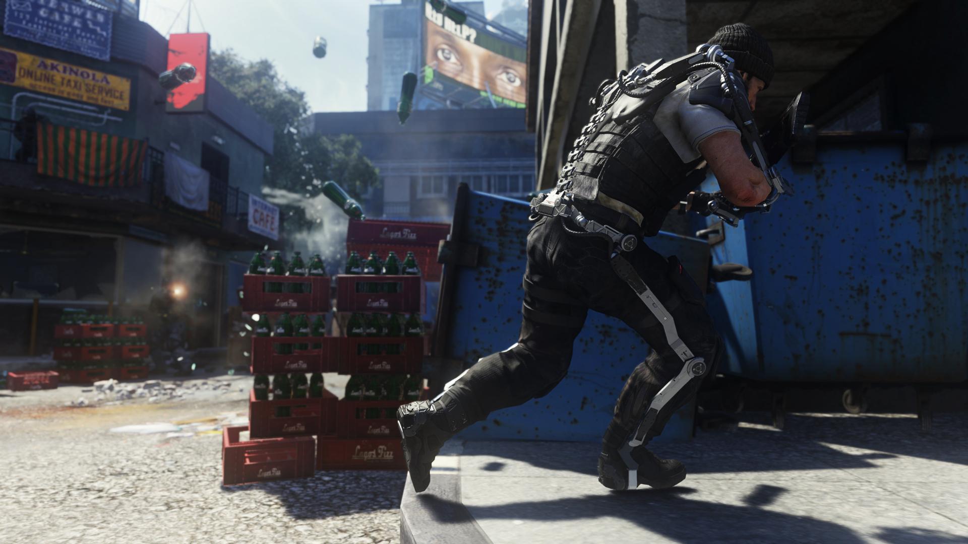 Battlefield: Hardline bude mít méně map než Call of Duty: Advanced Warfare 101137