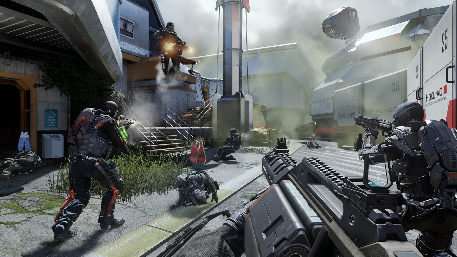 Battlefield: Hardline bude mít méně map než Call of Duty: Advanced Warfare 101138