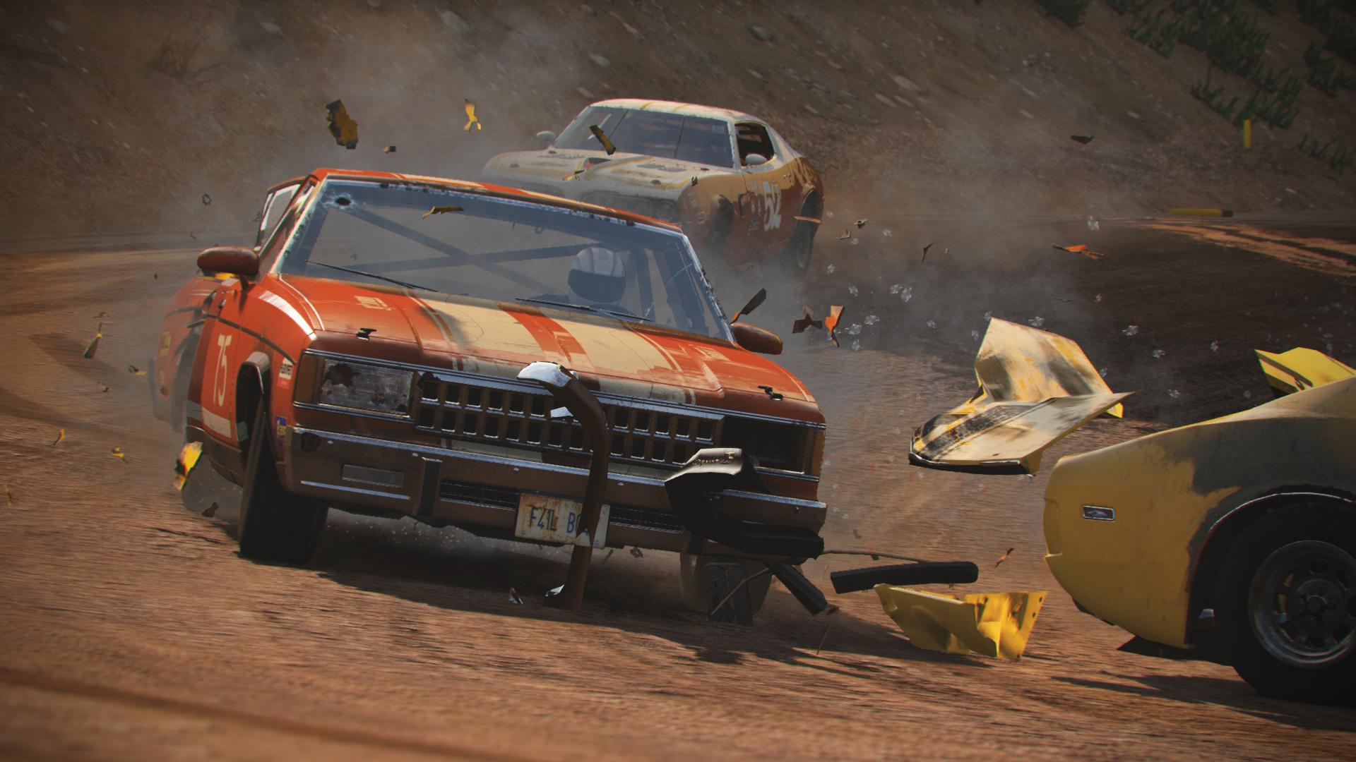Představen multiplayer v Next Car Game 101143