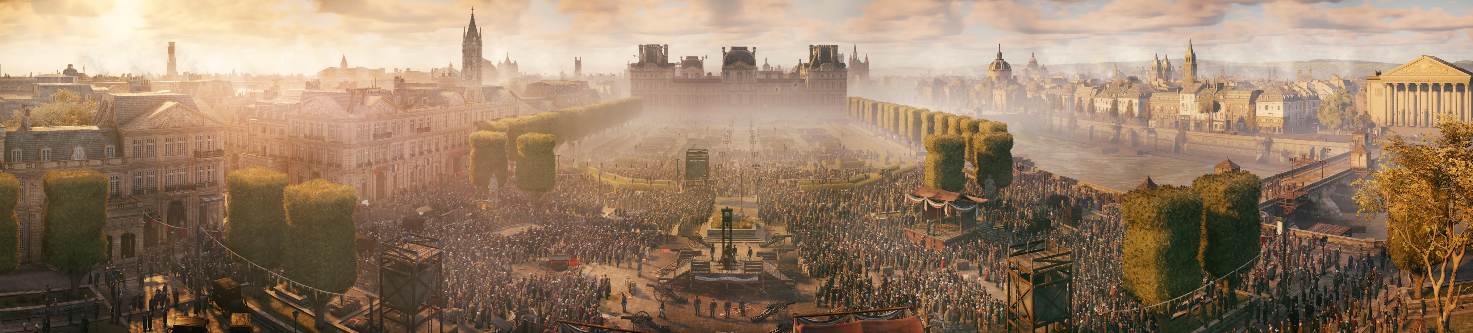 Assassin's Creed: Unity v příběhovém traileru 101180