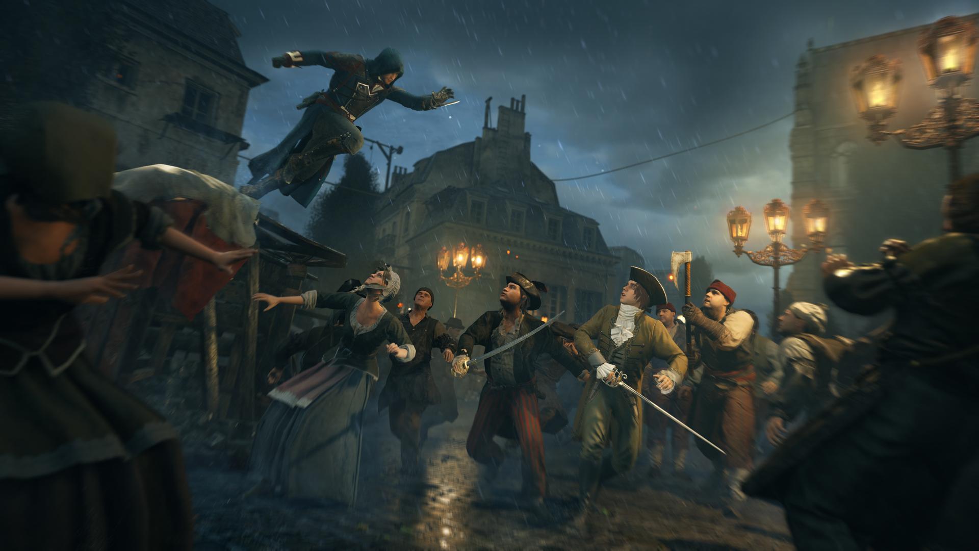 Assassin's Creed: Unity v příběhovém traileru 101185