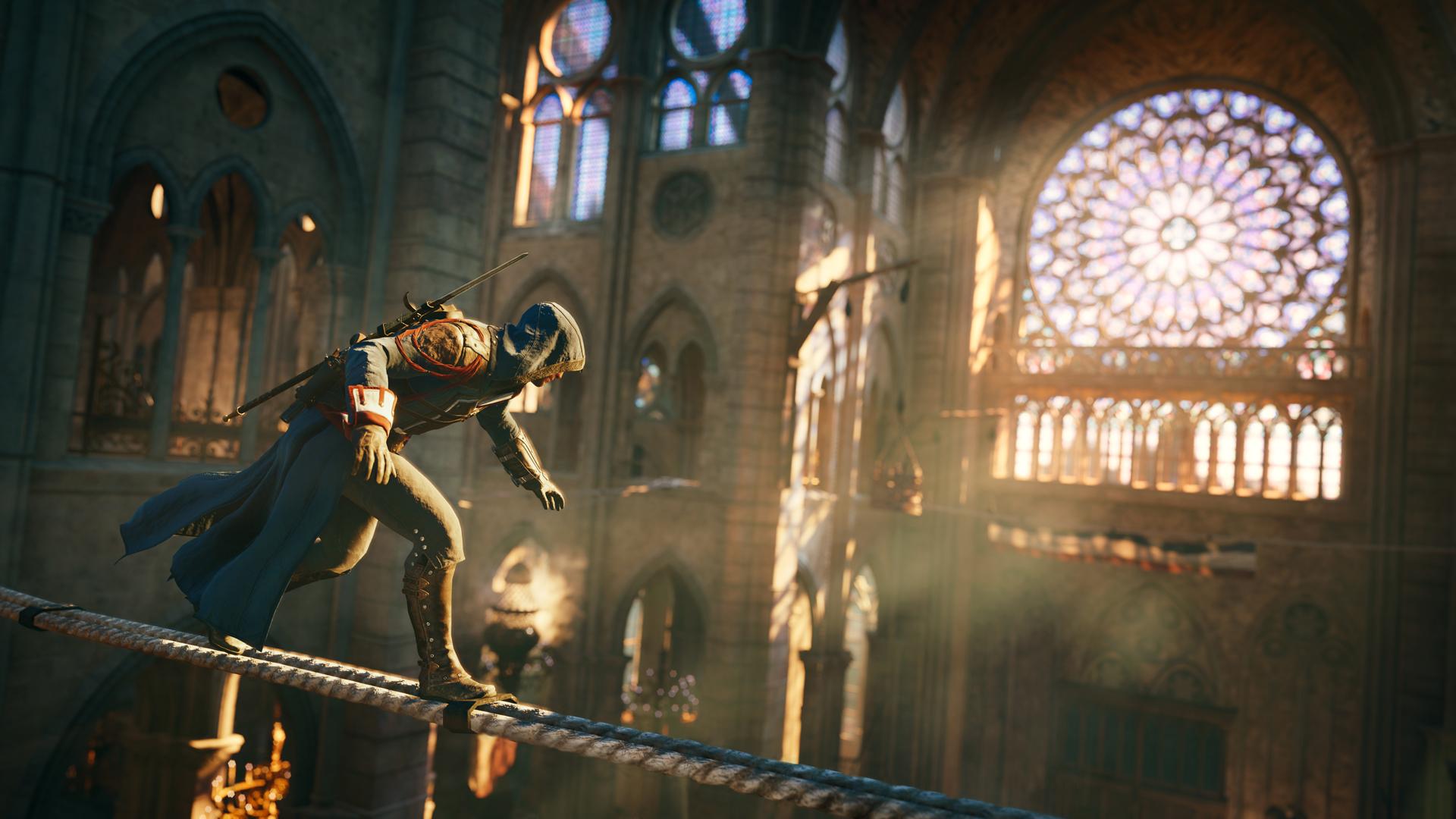 Assassin's Creed: Unity v příběhovém traileru 101186