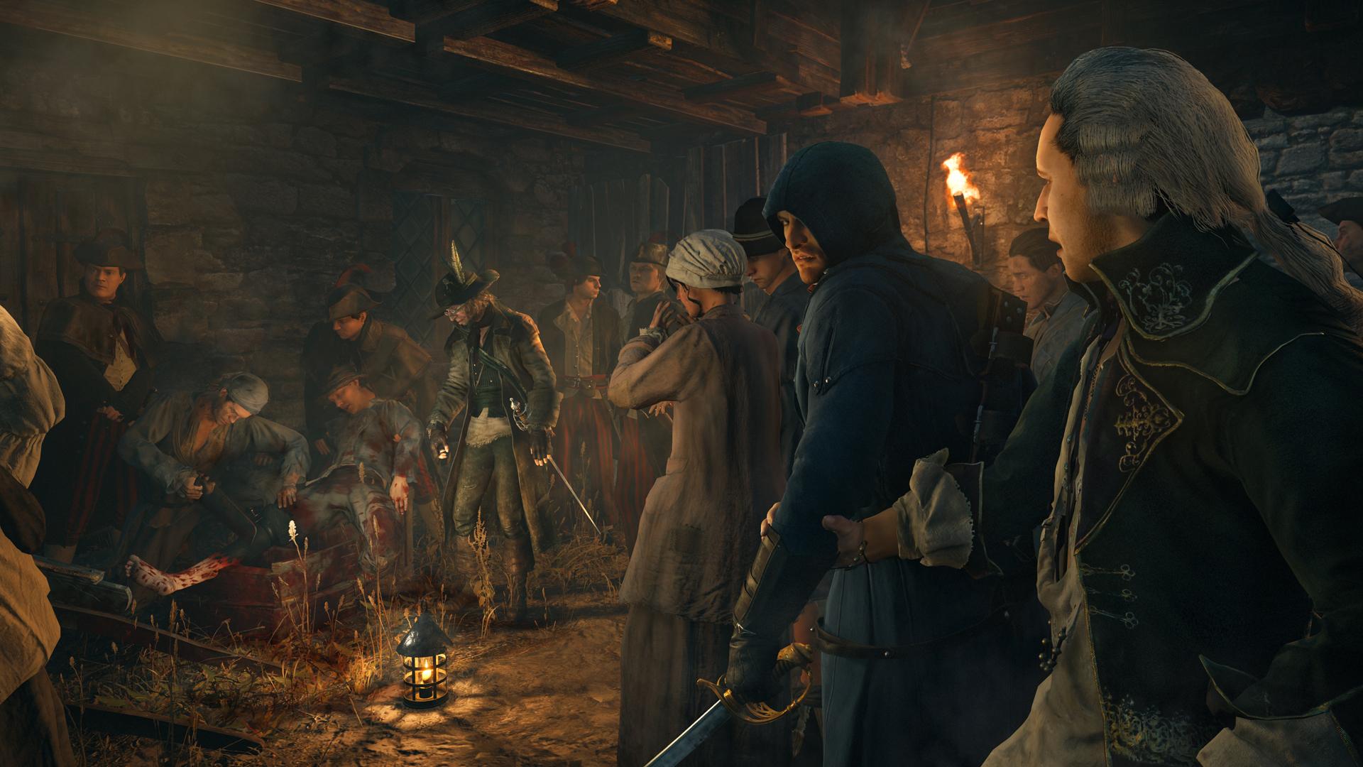 Assassin's Creed: Unity v příběhovém traileru 101188