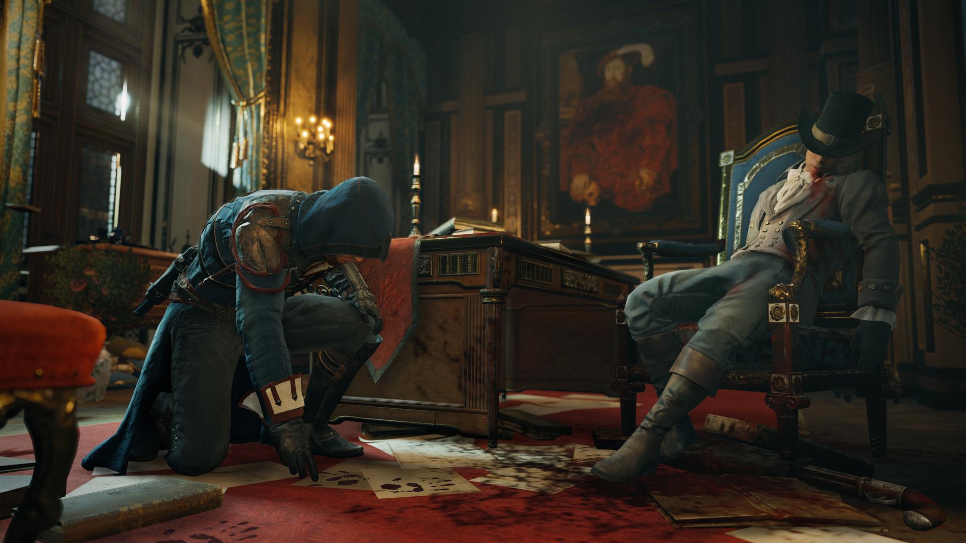Assassin's Creed: Unity v příběhovém traileru 101189
