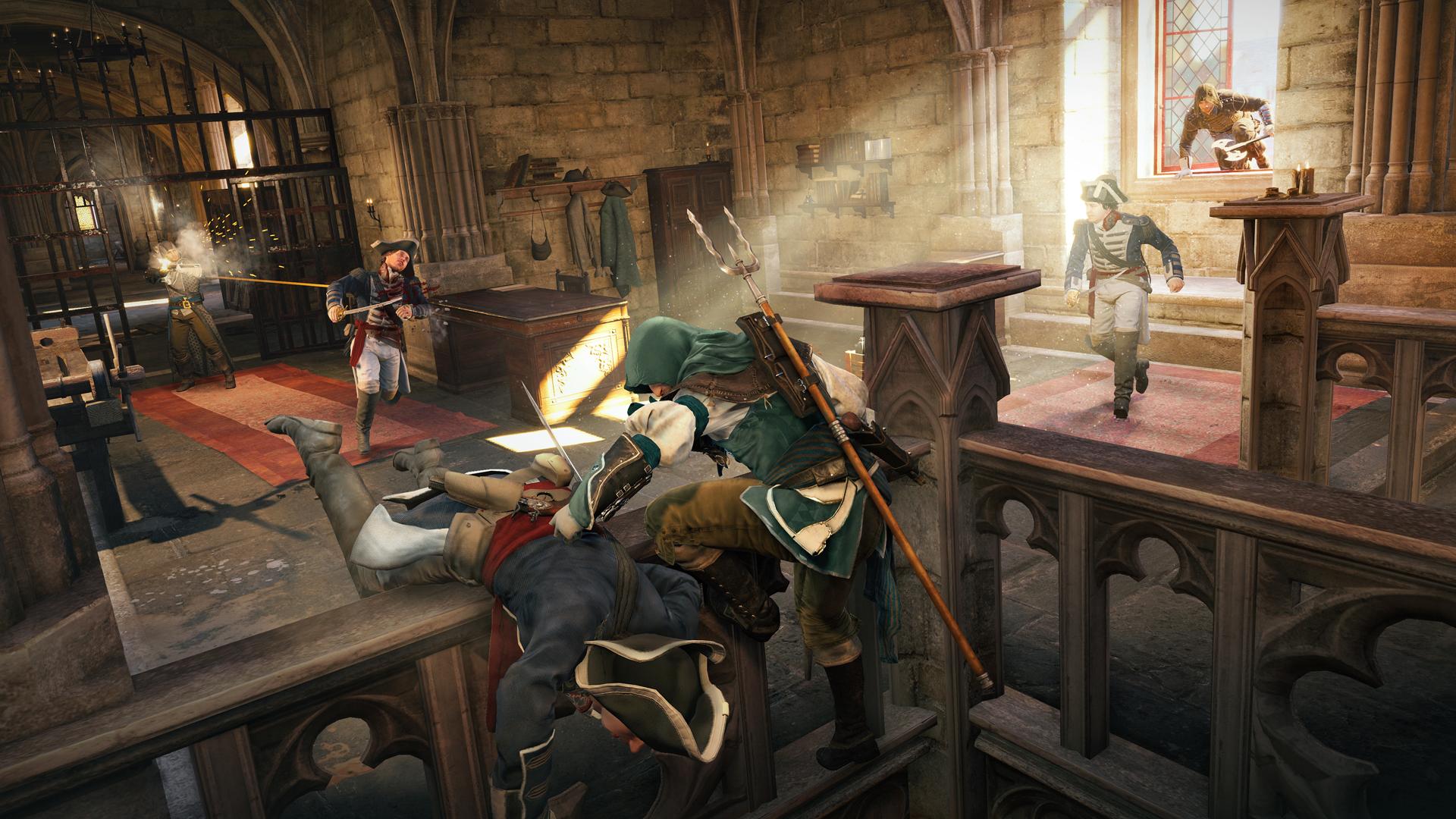 Assassin's Creed: Unity v příběhovém traileru 101190