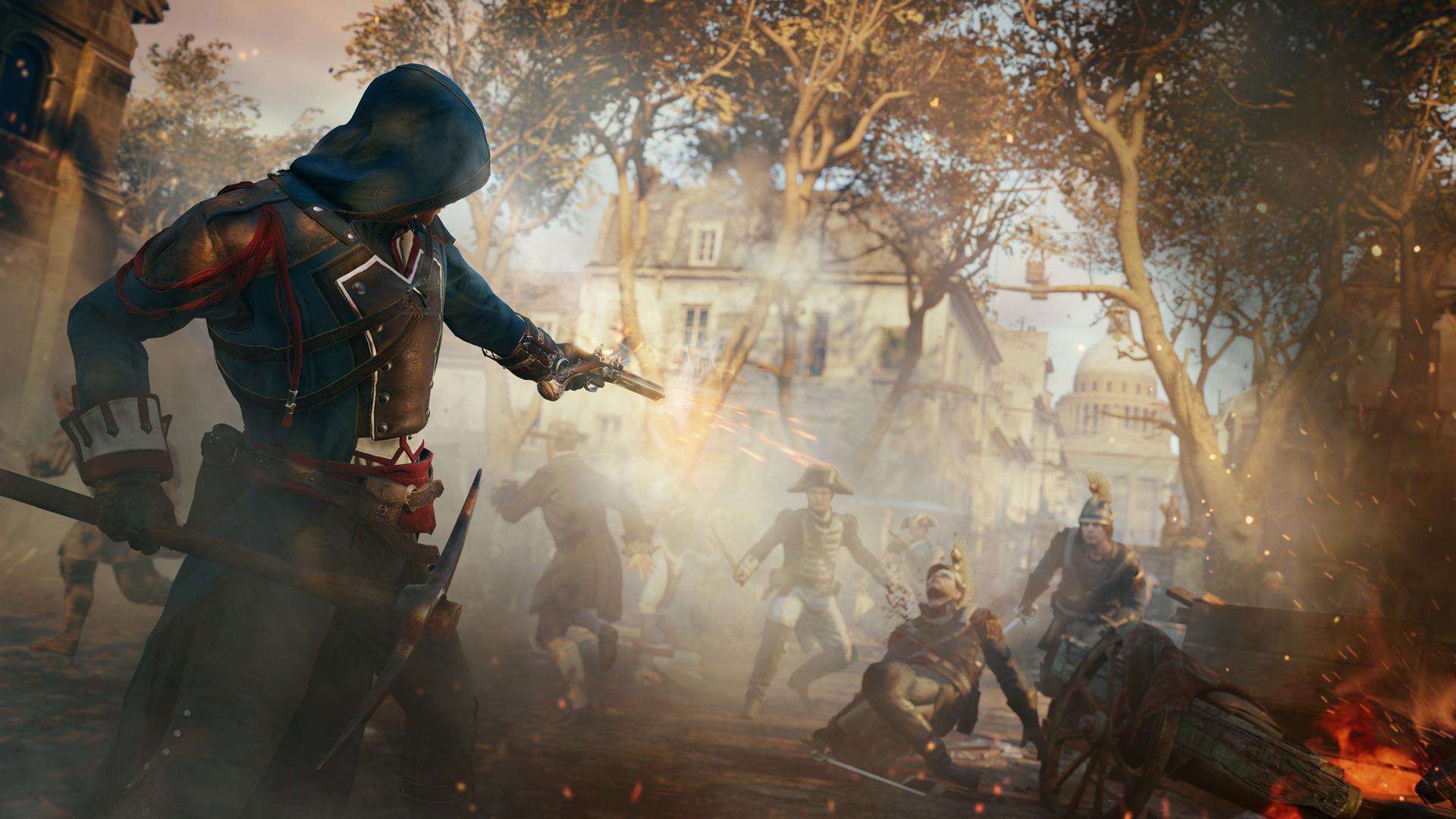 Assassin's Creed: Unity v příběhovém traileru 101191