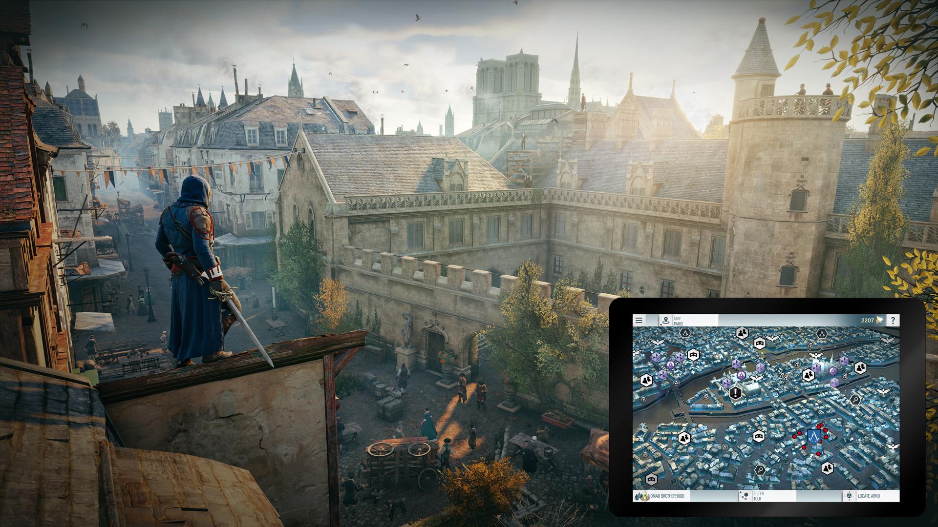 Assassin's Creed: Unity v příběhovém traileru 101192
