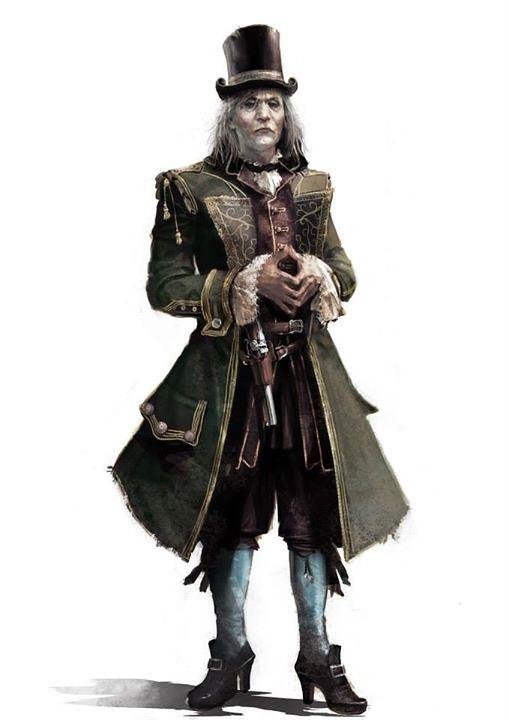 Krásné koncepty z Assassin's Creed: Unity 101245