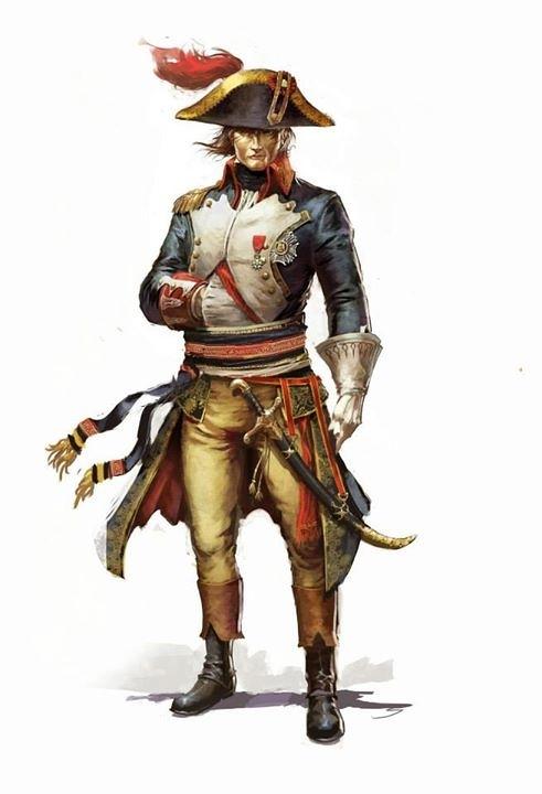 Krásné koncepty z Assassin's Creed: Unity 101248