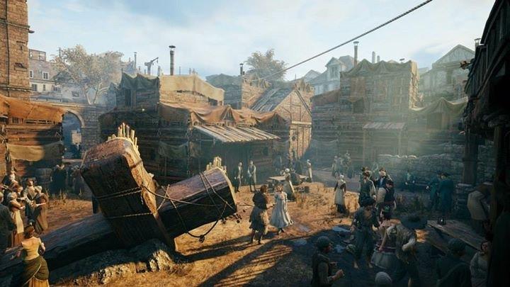 Krásné koncepty z Assassin's Creed: Unity 101251