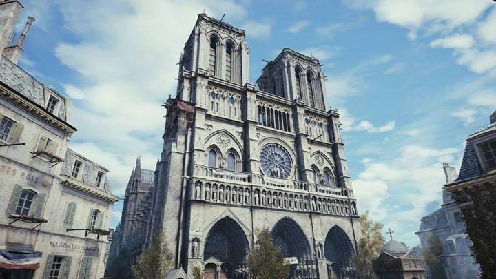 Krásné koncepty z Assassin's Creed: Unity 101253