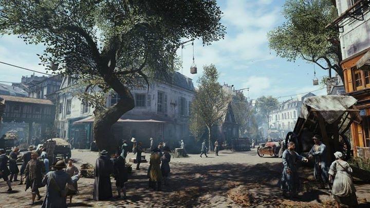 Krásné koncepty z Assassin's Creed: Unity 101256