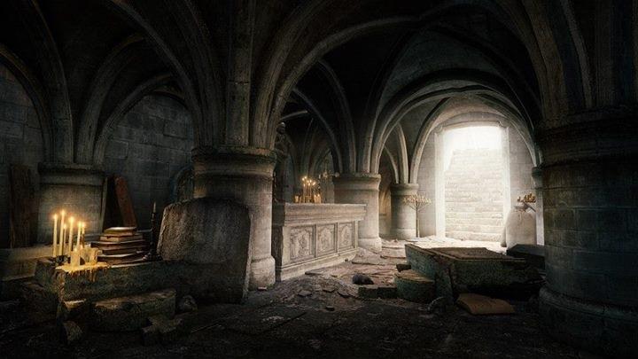 Krásné koncepty z Assassin's Creed: Unity 101257