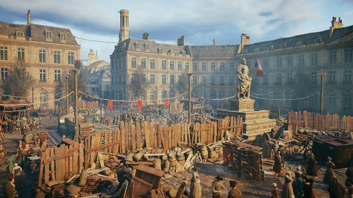 Krásné koncepty z Assassin's Creed: Unity 101258