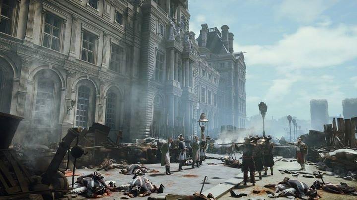 Krásné koncepty z Assassin's Creed: Unity 101259